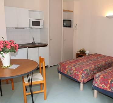 Vue intérieure appartement