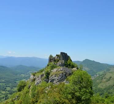 Chateau de Roquefixade