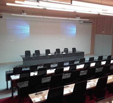 Salle plénière