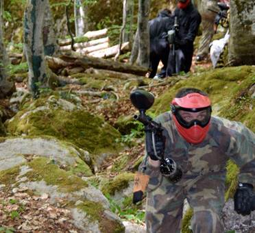 Paintball Akrobranch Orlu