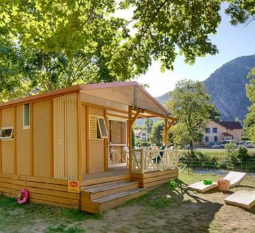 Camping Le Pré Lombard