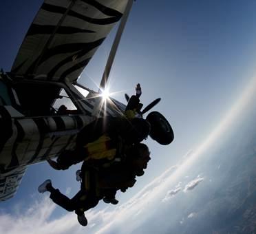 centre ecole de parachutisme