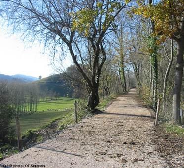 Voie Verte Foix St Girons