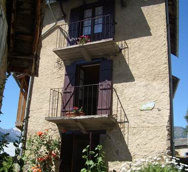 Maison à Orus