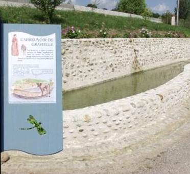 le sentier de l'eau
