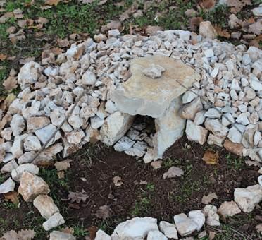 atelier autour des dolmens