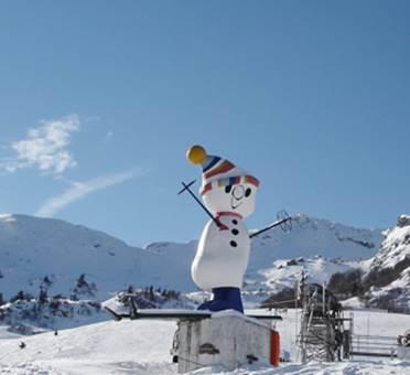 La mascote des Monts d'Olmes
