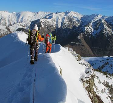 alpinisme hiver
