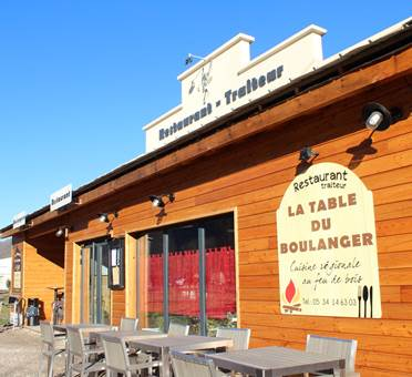 la table du boulanger