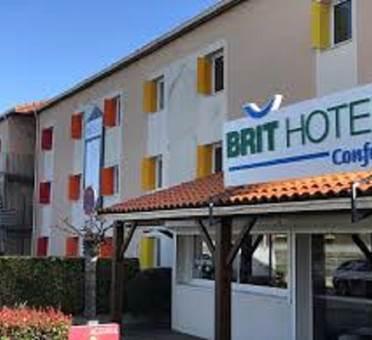 Brit hôtel extérieur