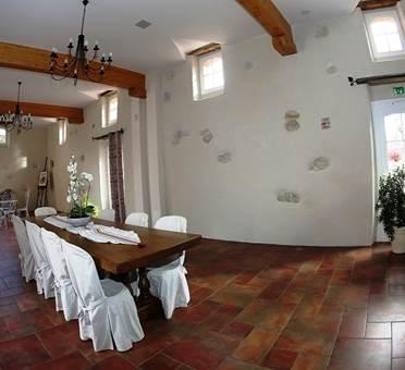 CH Raluy - La Carrossière - salle à manger