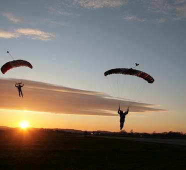 centre ecole de parachute