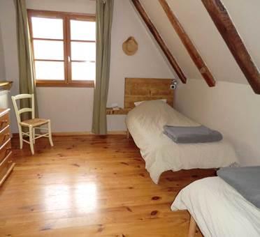 Chambre 2 lits miquelet