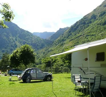 camping à l'hospitalet près l'andorre