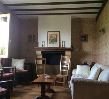Maison 10 personnes Foix - salon