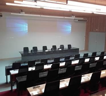 Salle de plénière