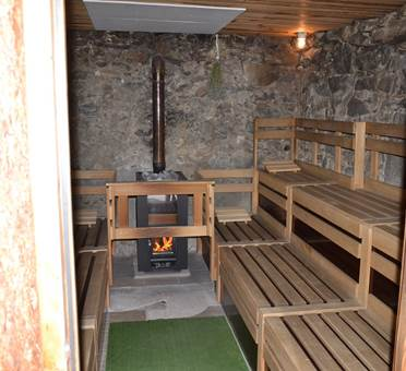 Millefleurs sauna