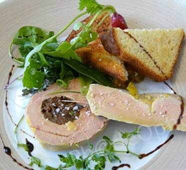 Foie Gras - Auberge Pierre Bayle