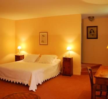 Suite junior Hôtel Eychenne à Saint Girons