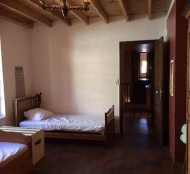 chambre-dortoir maison 10pers