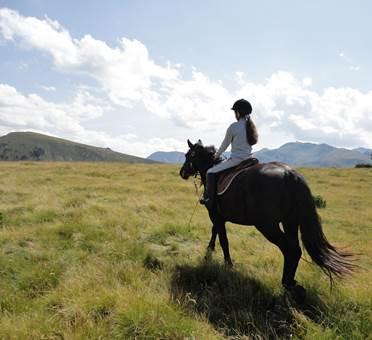 rando à cheval Angaka