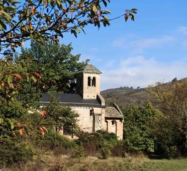 Chapelle Saint Paul d'Arnave