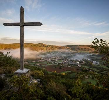 Sentier de la Croix - Mas d'Azil - Ariège Pyrénées