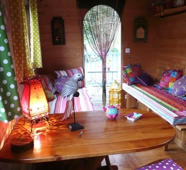 Chambre d'hôtes à Ganac