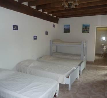 Chambre 5 lits