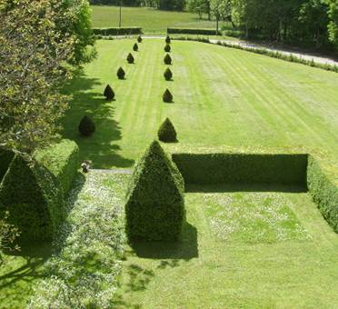 Jardin de Combelongue