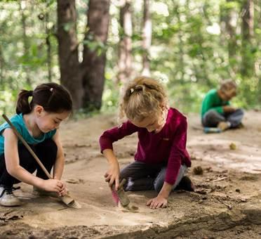 Xploria fouilles