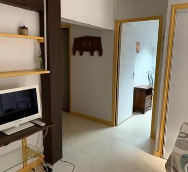 appartement giroflée 3 personnes à Ornolac ussat les bains