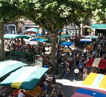 marché Pamiers