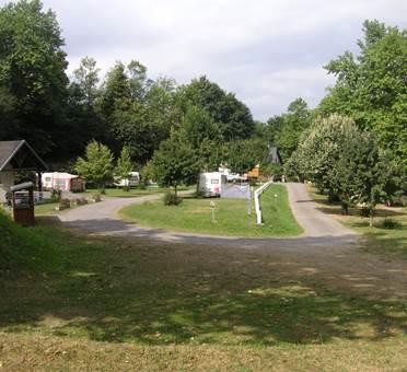 camping municipal du Pouech
