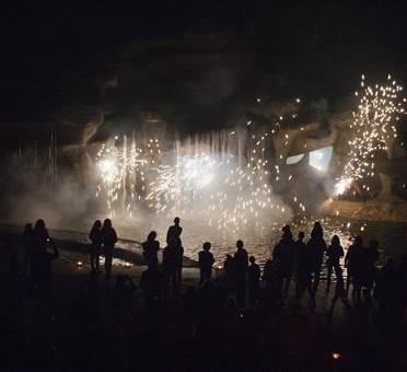 spectacle 2014 nuit de la préhistoire