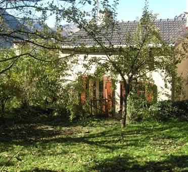 Jardin Maison à Goulier