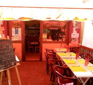 Restaurant Le Mandala