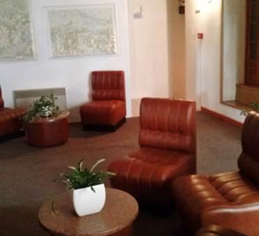 Hotel Le Globe - Massat- salon