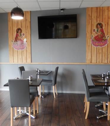 Vejaa restaurant