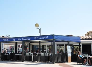 Bar restaurant Les voiliers