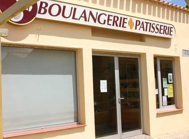 Vue extérieure Boulangerie Délices d'Aphrodite