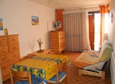 Appartement / 4 personnes / MAISONS DE LA MER 2