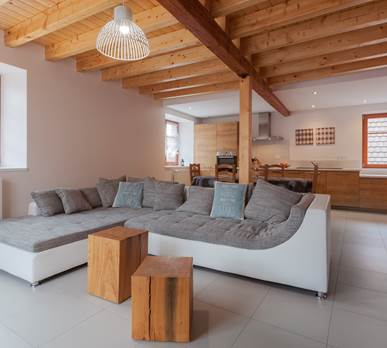 Grande pièce a vivre  living room
