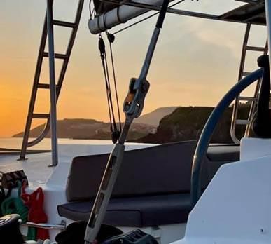 Croisière semaine catamaran