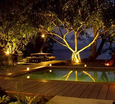 Villa Tamanu piscine