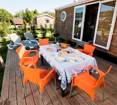 Cottage Familial terrasse