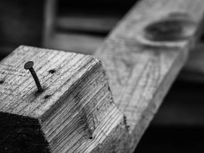 Atelier : Table en palette