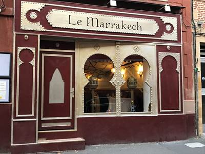 "Restaurant ""Le Marrakech"""