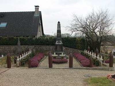Commémoration 2018 à Vrigne-Meuse