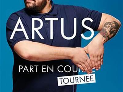 Spectacle : Artus part en tournée